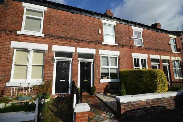 Image of 2 bedroom Terraced house for sale in Lyme Street Heaton Mersey Stockport SK4 at Lyme Street, Heaton Mersey, Stockport SK4