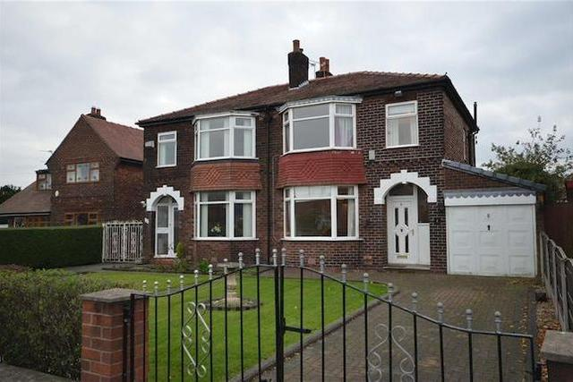 Image of 3 bedroom Semi-Detached house for sale in Kingsdale Road Manchester M18 at Kingsdale Road, Manchester M18