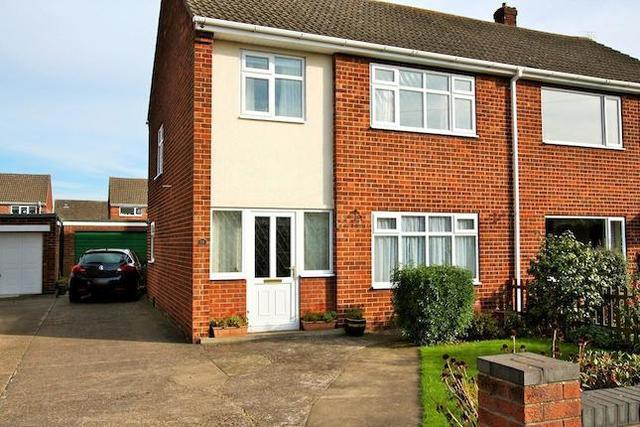 Image of 3 bedroom Semi-Detached house for sale in Wendover Road Messingham Scunthorpe DN17 at Wendover Road, Messingham, Scunthorpe DN17
