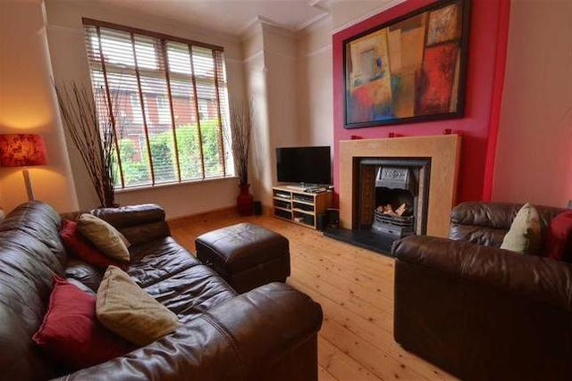 Image of 3 bedroom Terraced house for sale in Colenso Grove Heaton Moor Stockport SK4 at Colenso Grove, Heaton Moor, Stockport SK4