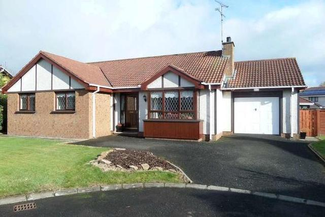 Image of 3 bedroom Detached house for sale in Granchester Park Eglinton Londonderry BT47 at Granchester Park, Eglinton BT47