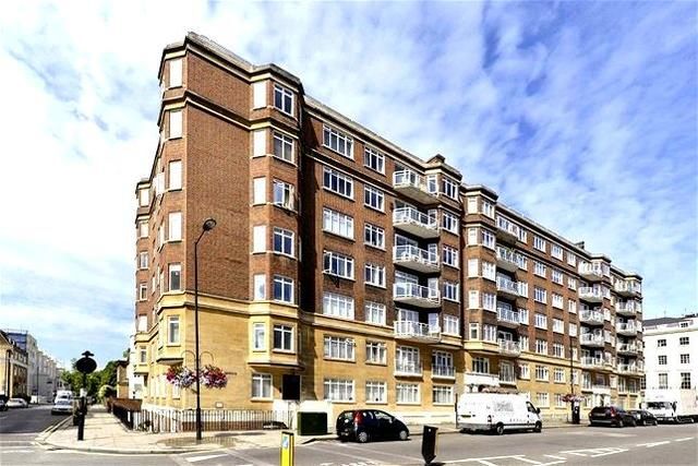 Image of 1 bedroom Flat for sale in Sussex Place London W2 at Sussex Lodge, Sussex Place, London W2