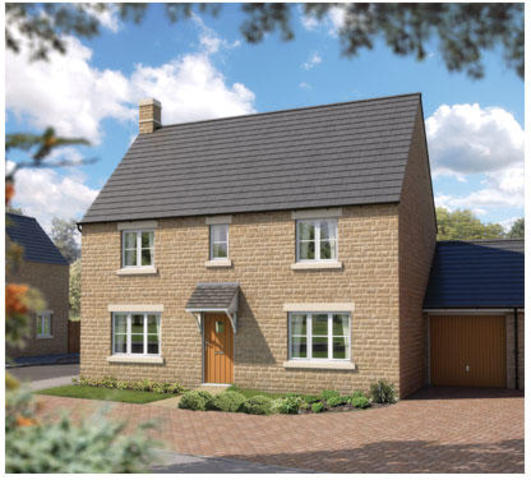 Image of 5 bedroom  for sale in Manning Close Bloxham Banbury OX15 at Barford Road, Bloxham, Oxfordshire OX15