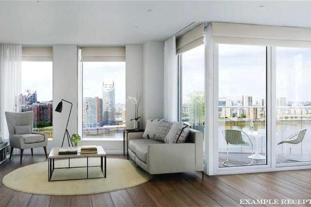 Studio Flat For Sale In Peninsula Square London Se10