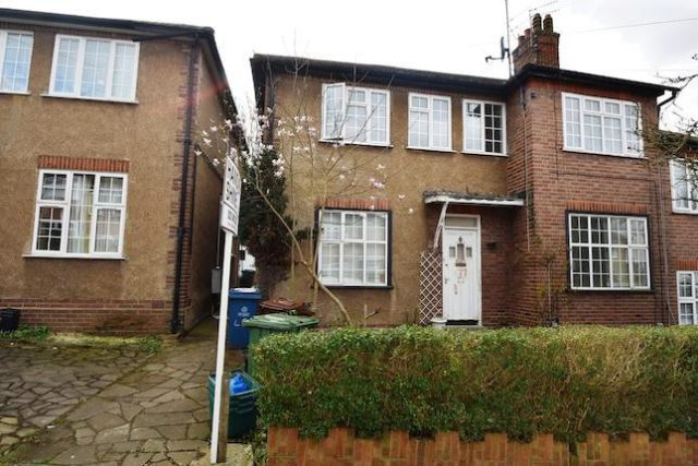 2 Bedroom Maisonette To Rent In Ashbourne Avenue Harrow On