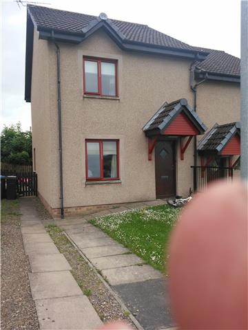 Image of 2 bedroom Semi-Detached house to rent in Ruberslaw Drive Denholm Hawick TD9 at Ruberslaw Drive, Denholm, Hawick, TD9