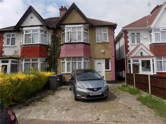 Image of 3 bedroom Semi-Detached house for sale in Meadow Way Wembley HA9 at Meadow Way, Wembley, HA9