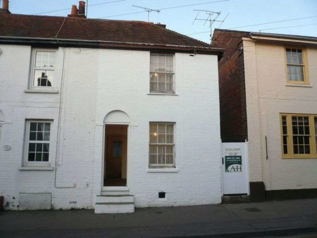 Image of 2 bedroom Terraced house to rent in The Street Boughton-under-Blean Faversham ME13 at The Street Boughton-Under-Blean Faversham, ME13 9AL