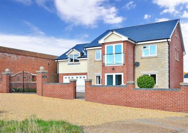 Image of 5 bedroom Detached house for sale in Fort Warden Road Totland Bay PO39 at Totland Bay Isle of Wight Totland Bay, PO39 0DA