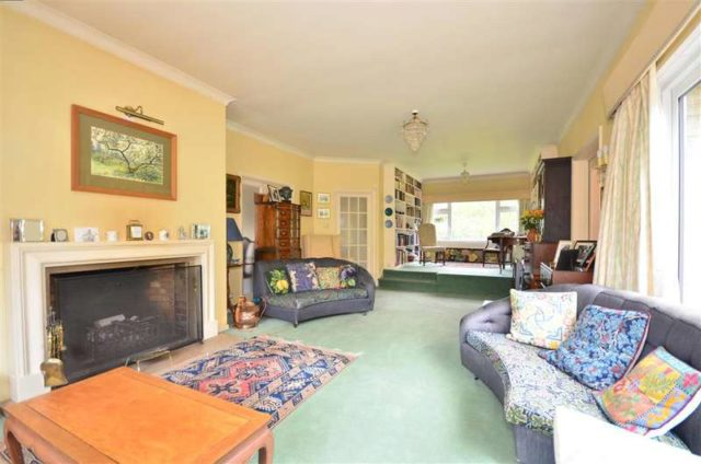 Image of 4 bedroom Detached house for sale in Highdown Lane Totland Bay PO39 at Totland Bay Isle of Wight Totland Bay, PO39 0HY