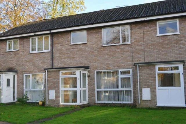 Image of 3 bedroom Terraced house for sale in The Shrublands West Pottergate Norwich NR2 at The Shrublands West Pottergate Norwich, NR2 4BS