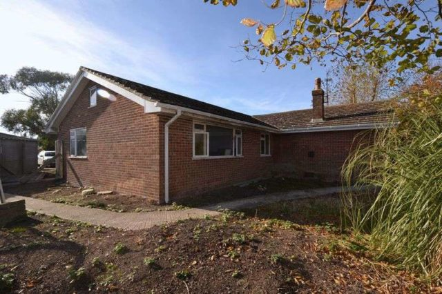 Image of 3 bedroom Detached house for sale in Taylors Lane St. Marys Bay Romney Marsh TN29 at Taylors Lane St. Marys Bay Romney Marsh, TN29 0HB