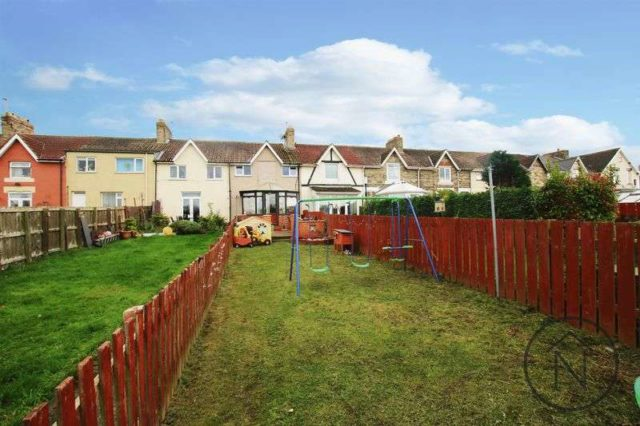 Image of 3 bedroom Terraced house for sale in Busty Terrace Shildon DL4 at Busty Terrace  Shildon, DL4 1BG