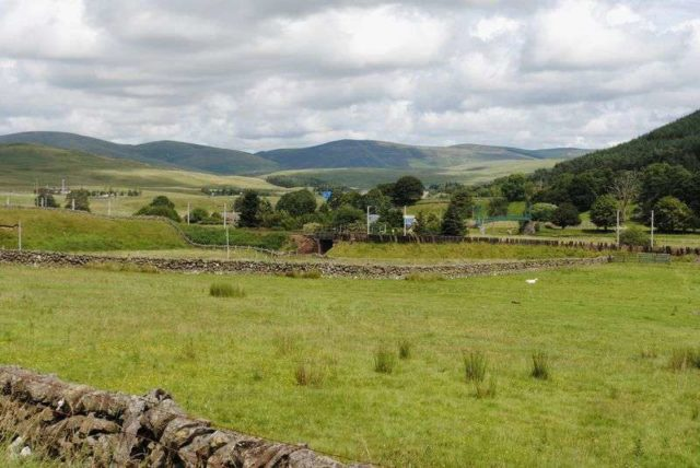 Image of Land for sale in Dumfries Road Elvanfoot Biggar ML12 at Dumfries Road  Elvanfoot, ML12 6TF