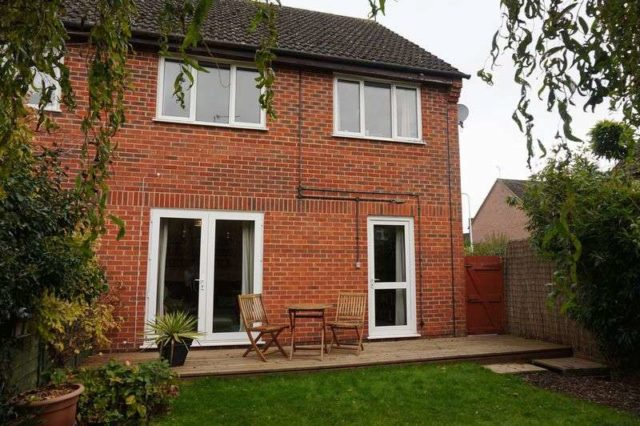 Image of 3 bedroom Semi-Detached house for sale in Lipscombe Close Newbury RG14 at Lipscombe Close  Newbury, RG14 5JW