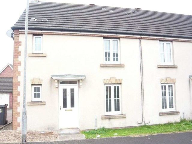 Image of 3 bedroom End of Terrace to rent in Mariners Quay Port Talbot SA12 at Mariners Quay Aberavon Port Talbot, SA12 6AN