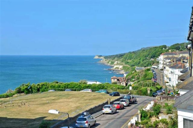 Image of 3 bedroom End of Terrace for sale in Dudley Road Ventnor PO38 at Ventnor Isle of Wight Ventnor, PO38 1EQ