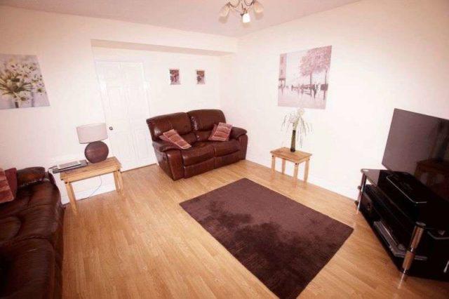 Image of 3 bedroom Detached house for sale in Ffordd Garmonydd Wrexham LL12 at Ffordd Garmonydd Acton Wrexham, LL12 8JD