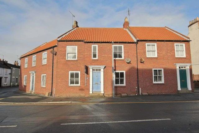 Image of 3 bedroom Terraced house for sale in King Street Hornsea HU18 at King Street  Hornsea, HU18 1RD