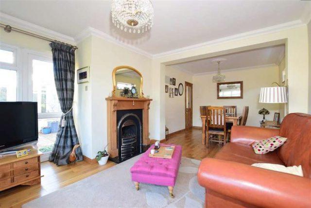 Image of 3 bedroom Bungalow for sale in Dene Drive Longfield DA3 at New Barn Longfield Longfield, DA3 7JR