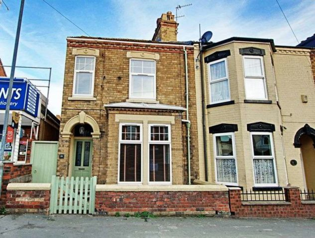 Image of 2 bedroom Terraced house for sale in Queen Street Withernsea HU19 at Queen Street  Withernsea, HU19 2AJ