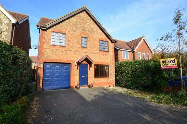 Image of 4 bedroom Detached house for sale in Smithy Drive Kingsnorth Ashford TN23 at Kingsnorth Ashford Ashford, TN23 3NS