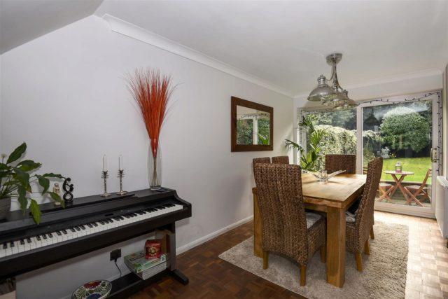 Image of 3 bedroom Detached house for sale in Brooklands Road Weybridge KT13 at WEYBRIDGE Surrey WEYBRIDGE, KT13 0RJ