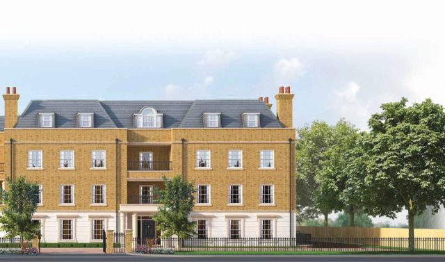 Image of 2 bedroom Apartment for sale in Queens Road Weybridge KT13 at Weybridge Surrey Weybridge, KT13 0AP