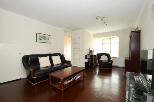 Image of 3 bedroom Terraced house for sale in Rembrandt Way Walton-on-Thames KT12 at Walton-On-Thames Surrey Walton-On-Thames, KT12 3SH