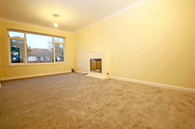 Image of 2 bedroom Maisonette for sale in Simplemarsh Road Addlestone KT15 at Addlestone Surrey Addlestone, KT15 1QH