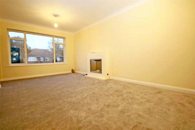 Image of 2 bedroom Maisonette for sale in Simplemarsh Road Addlestone KT15 at Addlestone Surrey Addlestone, KT15 1QH