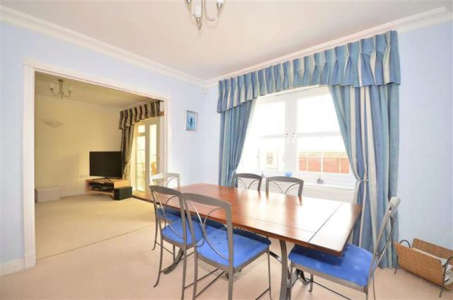Image of 4 bedroom Detached house for sale in Hurst Point View Totland Bay PO39 at Totland Isle of Wight Totland Bay, PO39 0AQ