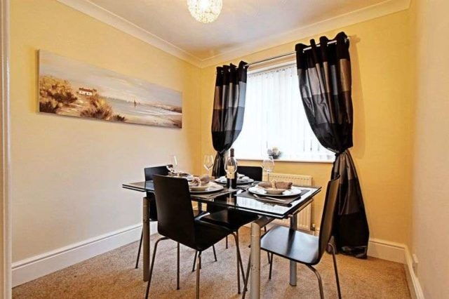 Image of 2 bedroom Bungalow for sale in Plantation Close Beverley HU17 at Plantation Close  Beverley, HU17 0QJ
