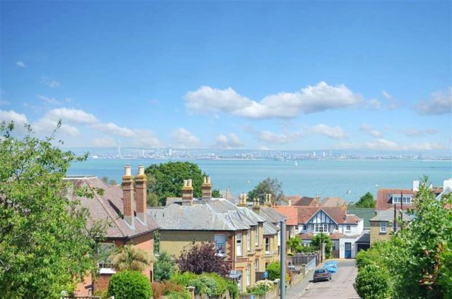Image of 3 bedroom Apartment for sale in Steyne Road Seaview PO34 at Seaview Isle of Wight Seaview, PO34 5BH