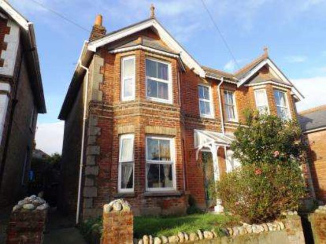 Image of 4 bedroom Semi-Detached house for sale in Spring Gardens Shanklin PO37 at Shanklin Isle Of Wight Lower Hyde, PO37 7AQ