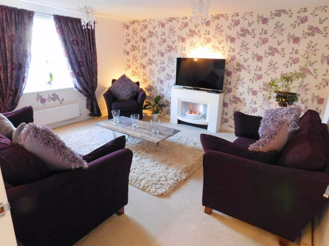 Image of 4 bedroom Detached house for sale in Macpherson Avenue Dunfermline KY11 at Macpherson Avenue  Dunfermline, KY11 8XA