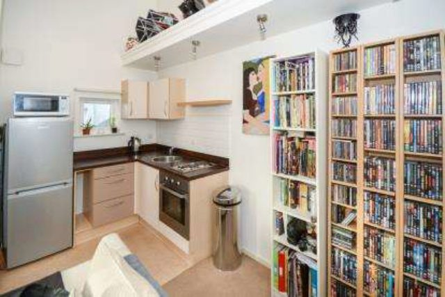 Image of 1 bedroom End of Terrace for sale in Stark Way Lincoln LN2 at Lincoln Lincolnshire St Giles, LN2 4GP