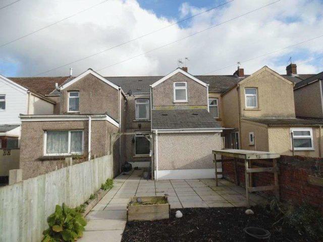 Image of 3 bedroom Terraced house to rent in Cheltenham Terrace Bridgend CF31 at Cheltenham Terrace  Bridgend, CF31 3AH