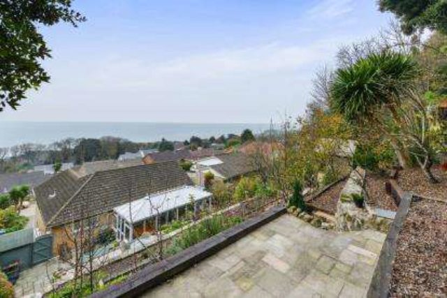 Image of 3 bedroom Detached house for sale in Castle Court Ventnor PO38 at Ventnor Isle Of Wight Steephill, PO38 1UE