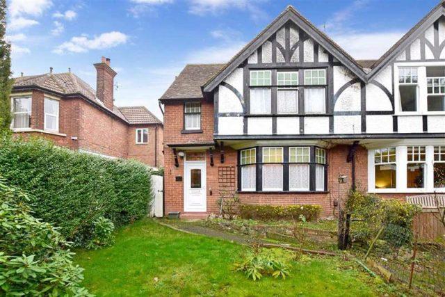 Image of 3 bedroom Semi-Detached house for sale in Faversham Road Kennington Ashford TN24 at Ashford Kent Ashford, TN24 9DE
