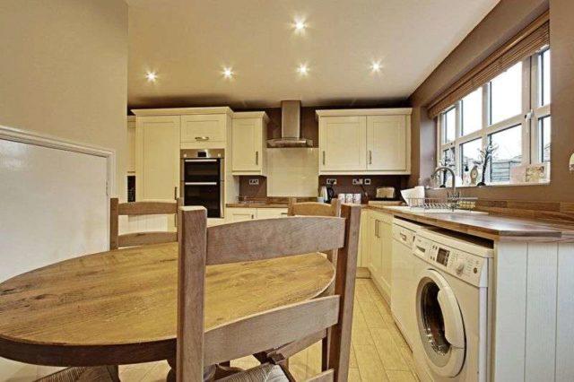 Image of 4 bedroom Detached house for sale in Nursery Court Brough HU15 at Nursery Court Welton Road Brough, HU15 1DG