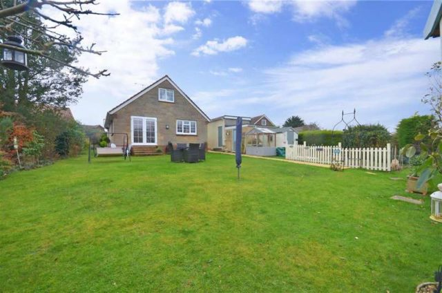 Image of 3 bedroom Bungalow for sale in Donnington Drive Shanklin PO37 at Shanklin Isle of Wight Shanklin, PO37 7JA