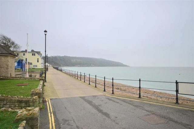 Image of 2 bedroom Ground Flat for sale in Ward Road Totland Bay PO39 at Totland Bay Isle of Wight Totland Bay, PO39 0AR