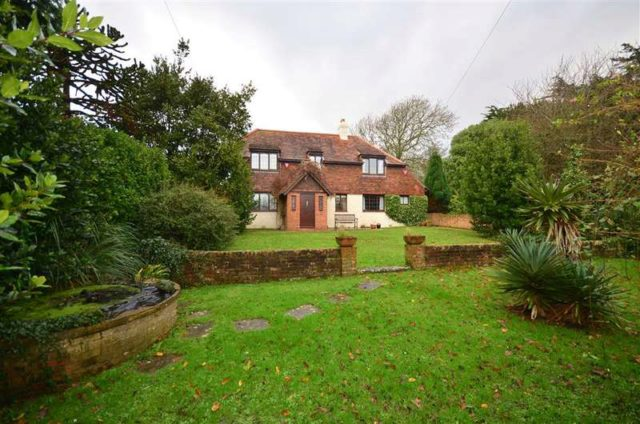 Image of 4 bedroom Detached house for sale in Whitwell Road Ventnor PO38 at Ventnor Isle of Wight Ventnor, PO38 2AA
