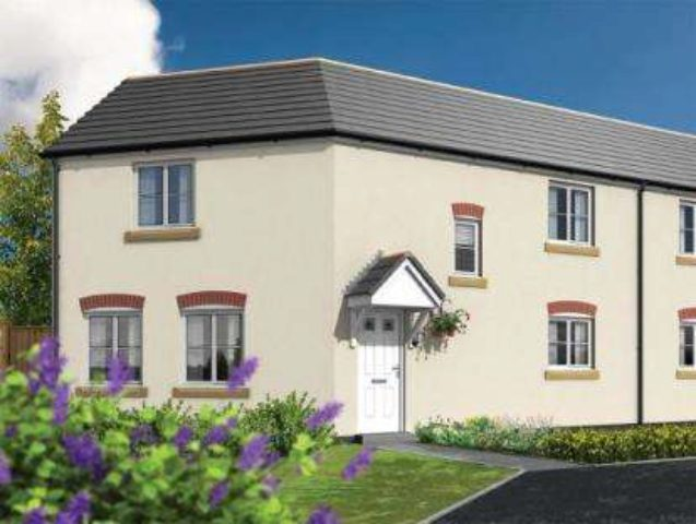 Image of 3 bedroom Terraced house for sale in Tregony Road Probus Truro TR2 at Probus Truro Parkengear, TR2 4TE