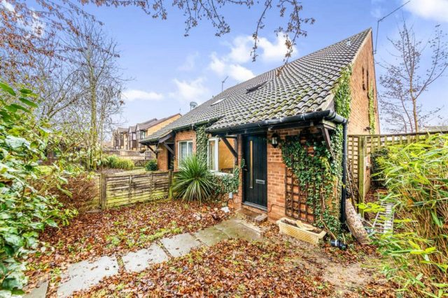 Image of 1 bedroom Cluster House for sale in Milford Close Marshalswick St. Albans AL4 at Milford Close Marshalswick St. Albans, AL4 9AQ