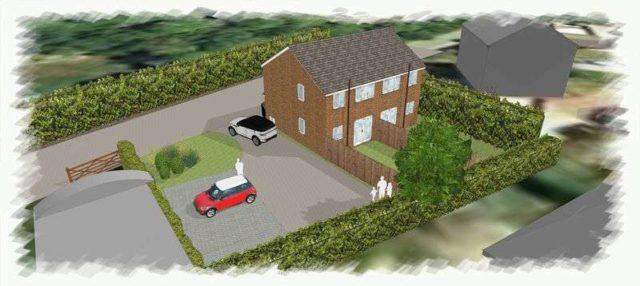 Image of 3 bedroom Semi-Detached house for sale in Queens Road Brymbo Wrexham LL11 at Queens Road Brymbo Wrexham, LL11 5DY