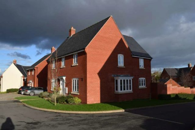 Image of 4 bedroom Property for sale in Sutton Walls Grove Kington HR5 at Sutton Walls Grove  Kington, HR5 3GH