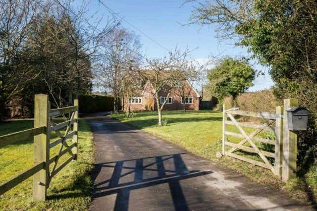 Image of 6 bedroom Detached house for sale in Cutting Hill Hungerford RG17 at Cutting Hill  Ham, RG17 0RW