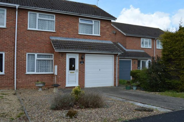 Image of 3 bedroom Semi-Detached house for sale in Willow Road Stamford PE9 at Willow Road  Stamford, PE9 2FF